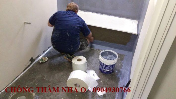 dịch vụ chống thấm nhà ở