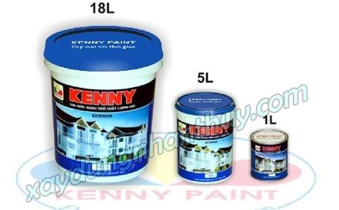 Sơn Kenny Light EasyClean Interior (K6)