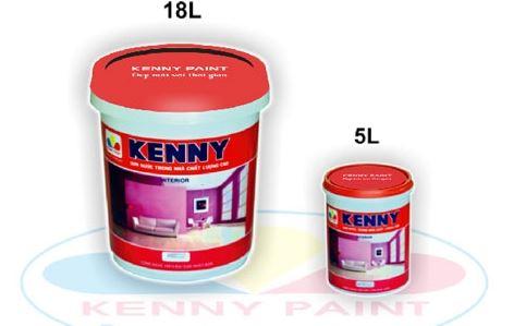 báo giá sơn kenny