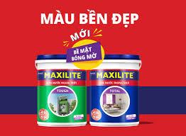 báo giá sơn nước maxilite