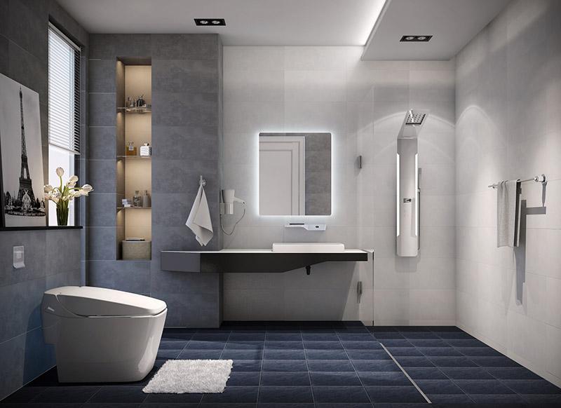 cách chống thấm hộp kỹ thuật nhà vệ sinh hiệu quả nhất