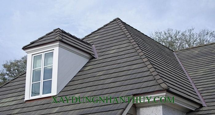 cách xử lý chống dột mái tôn xi măngxi