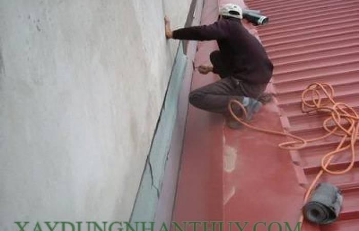 thợ chống thấm nhà tại quận 4