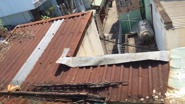 thợ chống dột mái tôn tại quận 3