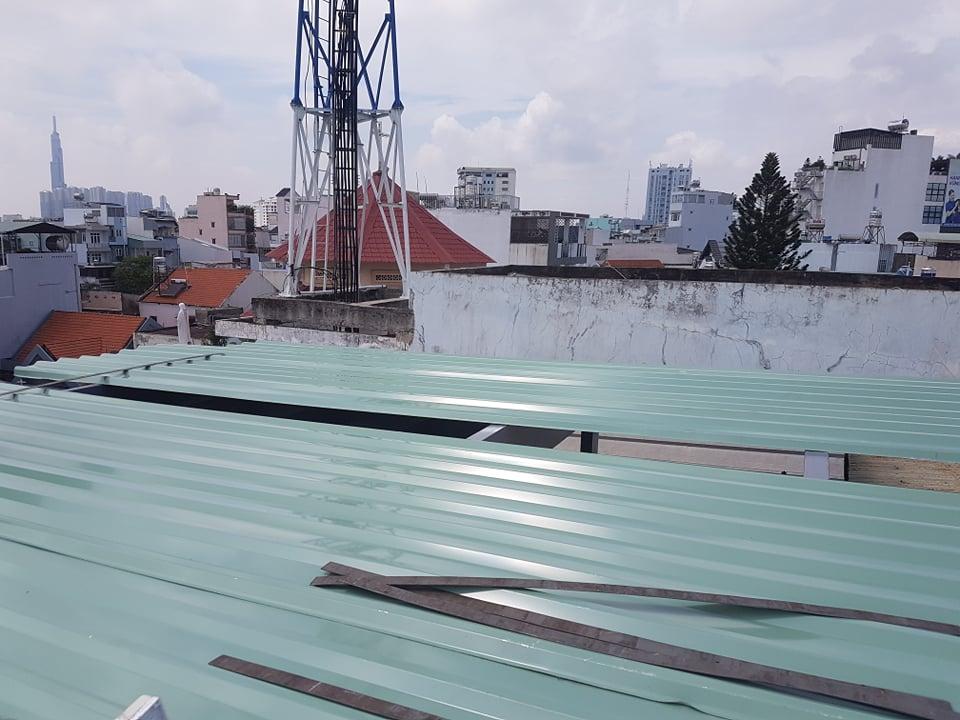 thợ chống dột mái tôn quận phú nhuận