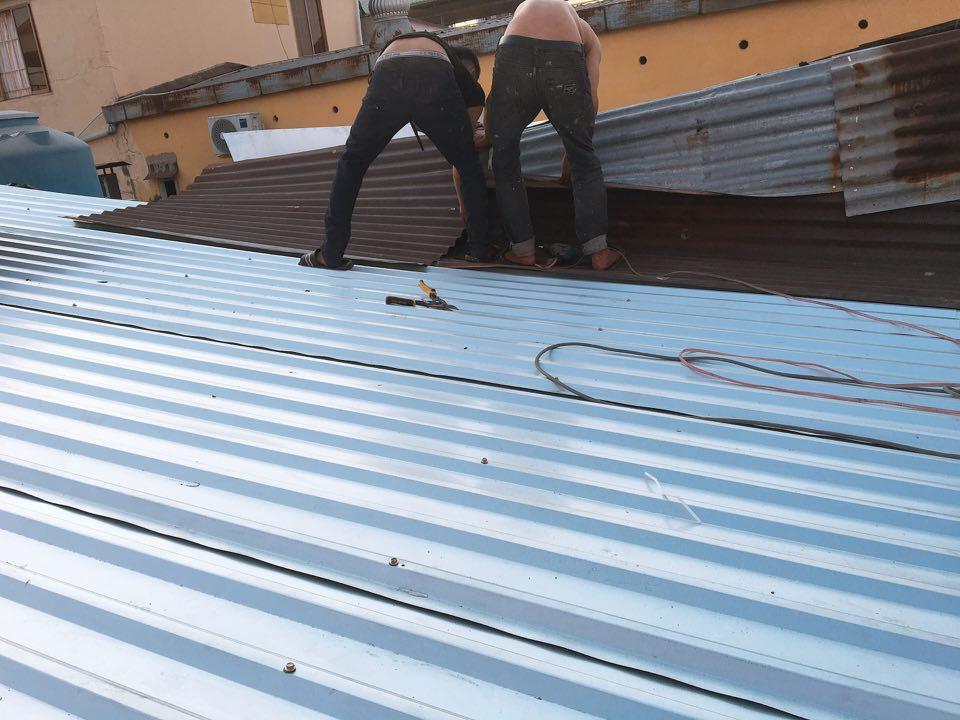 chống dột mái tôn tây ninh