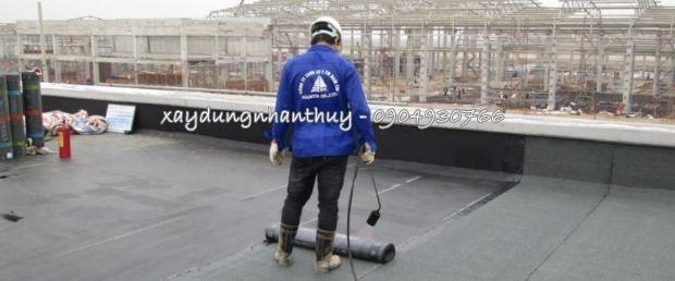 thợ chống thấm nhà ở tại quận 6
