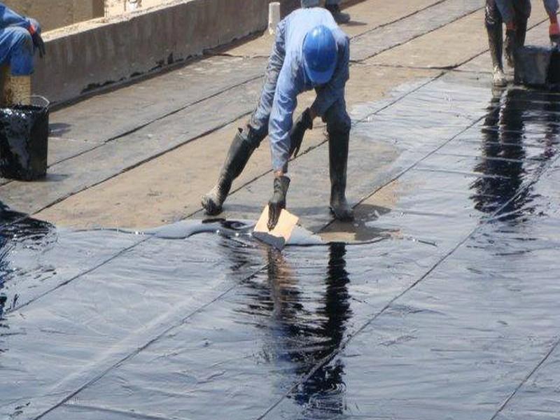 chống thấm sân thượng bằng nhựa đường