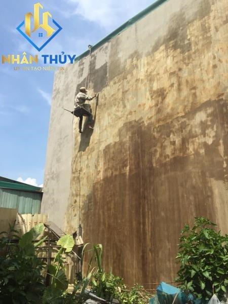 chống thấm tường nhà hiệu quả