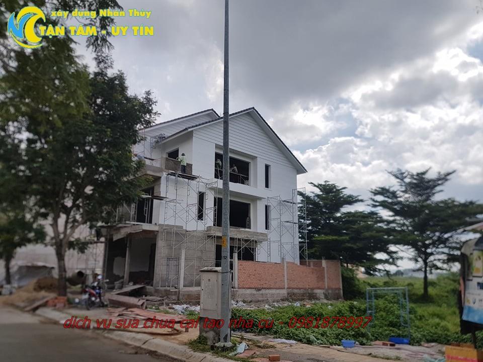 dịch vụ cải tạo nhà cũ tại tphcm