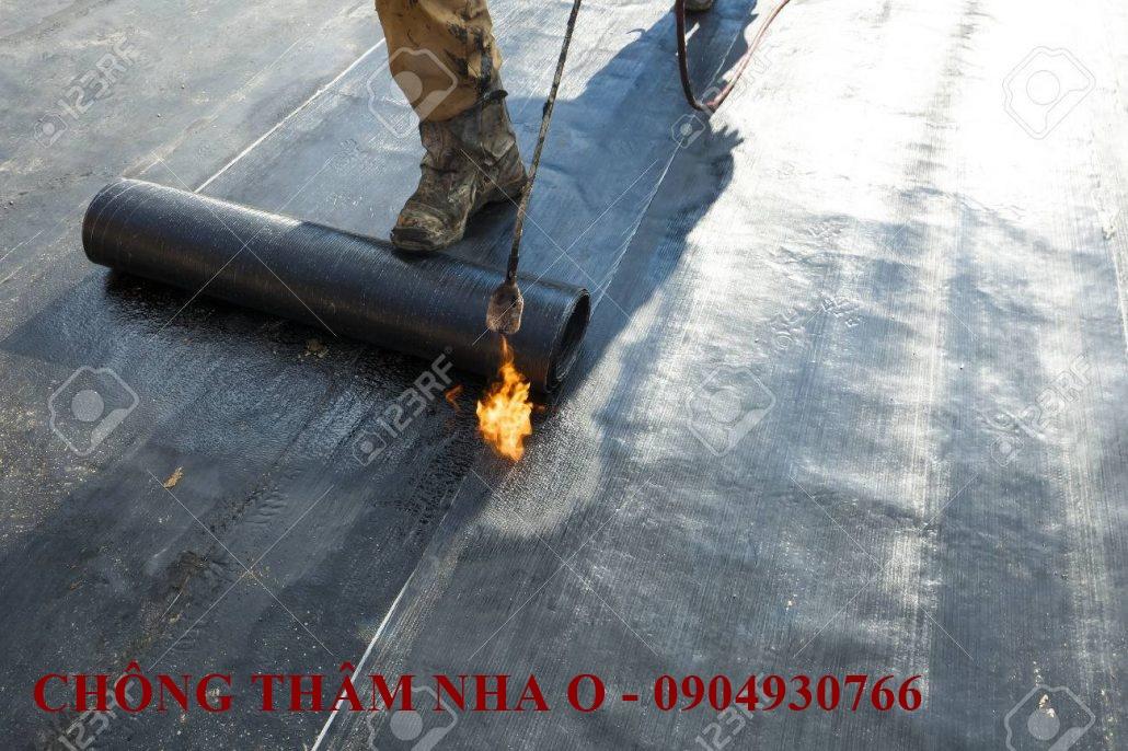 Dịch vụ chống thấm nhà ở tại Gò Vấp
