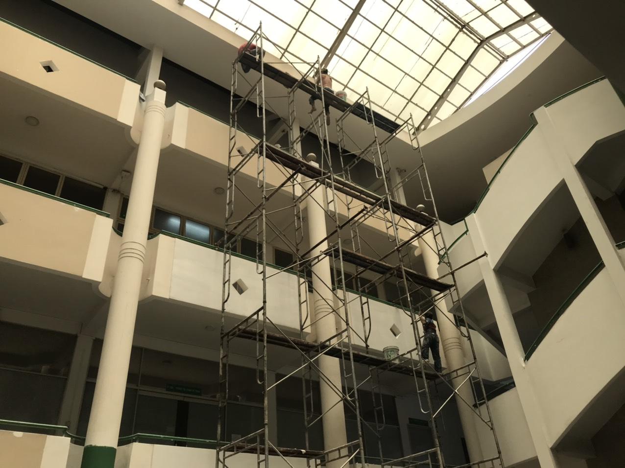 dịch vụ sơn nhà tại dĩ an