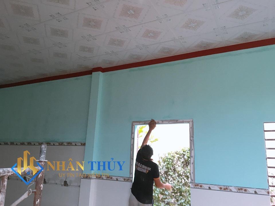 sơn sửa nhà tại quận 11