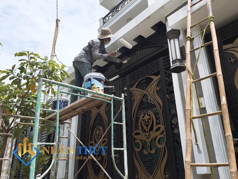 thợ sơn nhà tại quận 3