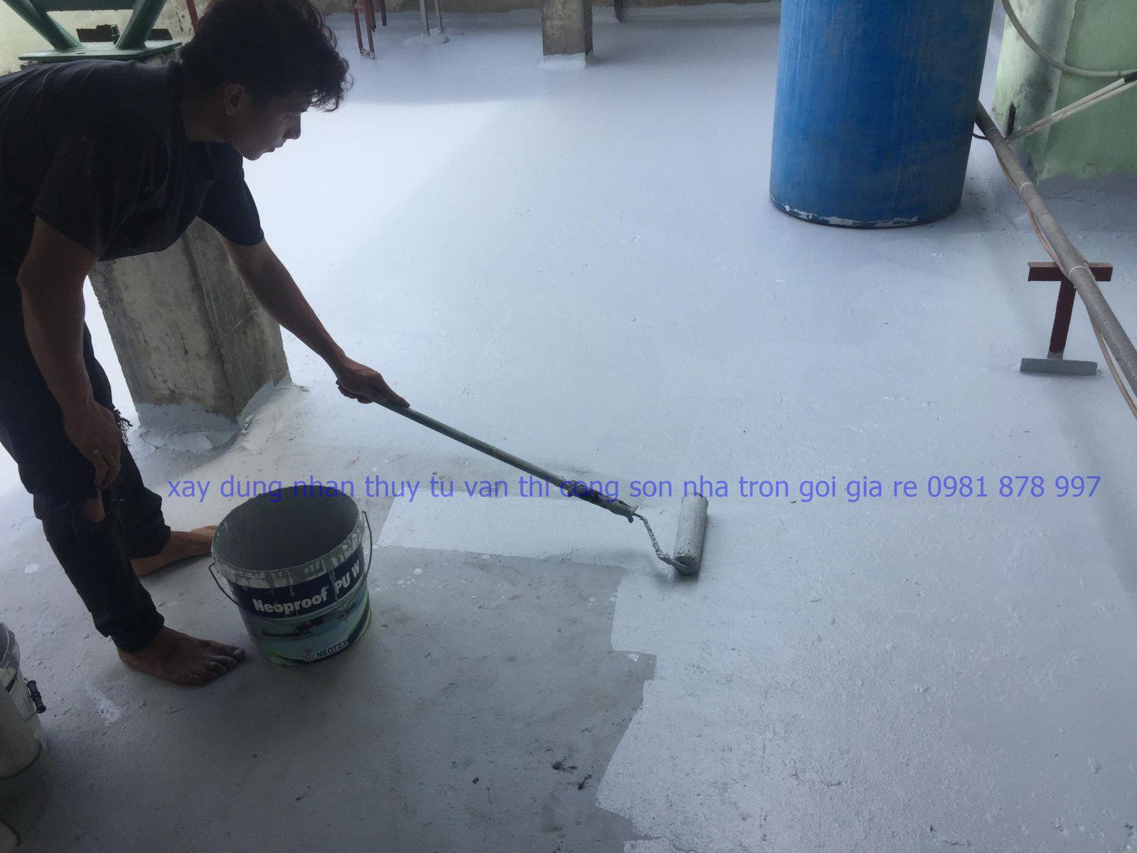 thợ sơn nước tại quận 8