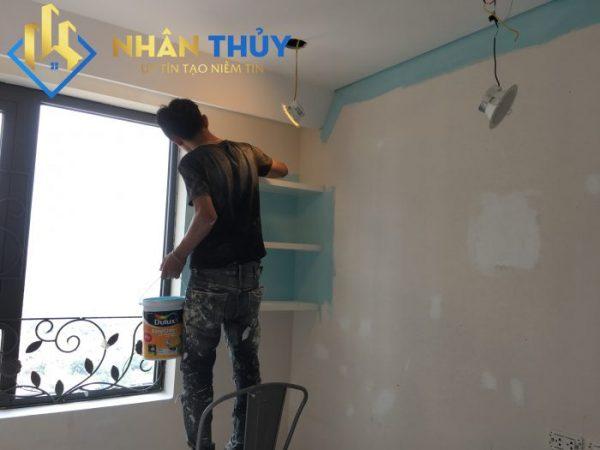 thợ sơn nhà tại thủ đức