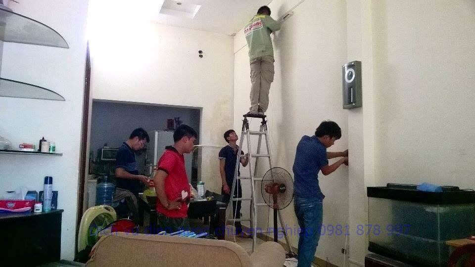 thợ sửa điện nước tại quận tân bình