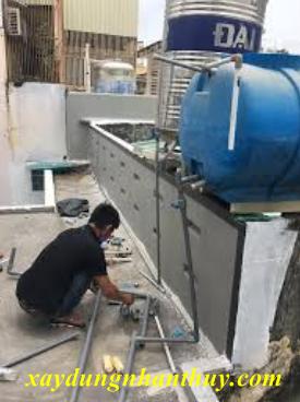 sửa chữa ống nước tại quận 9