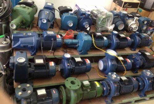 cách khắc phục máy bơm nước