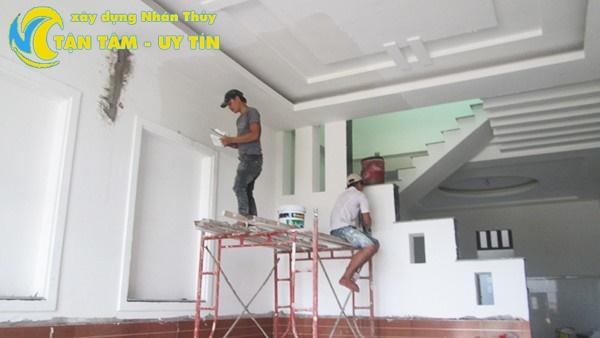 Kinh nghiệm sửa chữa nhà chung cư