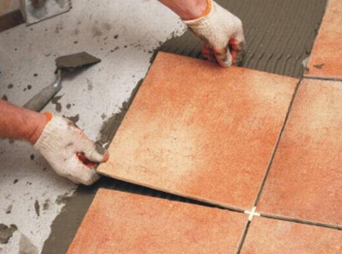 Lót gạch chống thấm sân thượng hiệu quả nhất