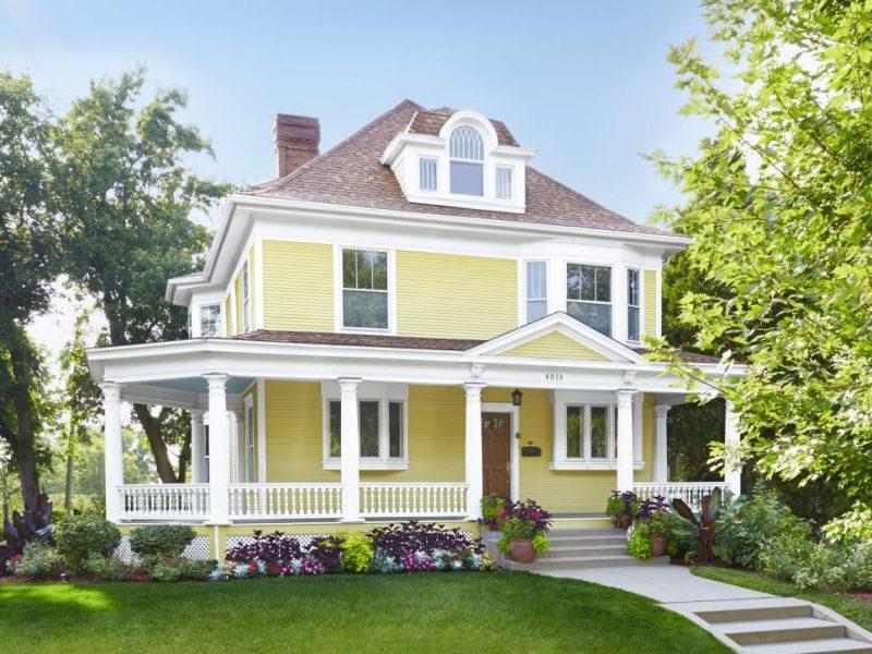 hướng dẫn chọn màu sơn nhà đẹp theo phong thủy