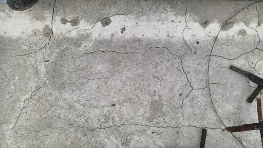 vết nứt bê tông
