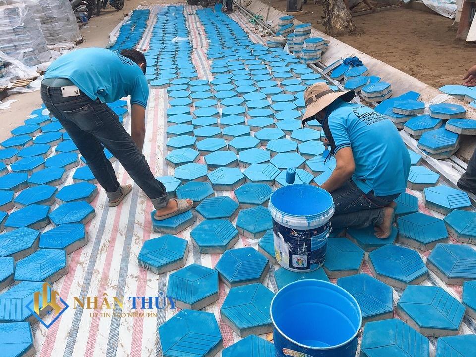sơn cải tạo lại nhà thành phố Bình dương