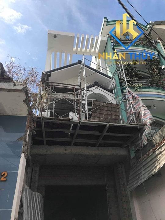sơn nhà tại quận tân phú