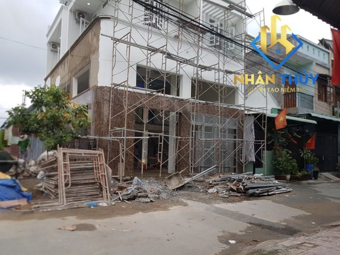 thợ sơn nhà tại thị xã dĩ an