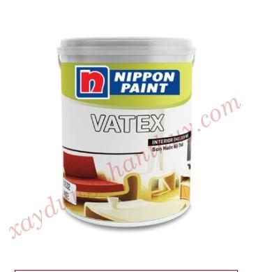 Bảng màu sơn Nội Thất Nippon Vatex