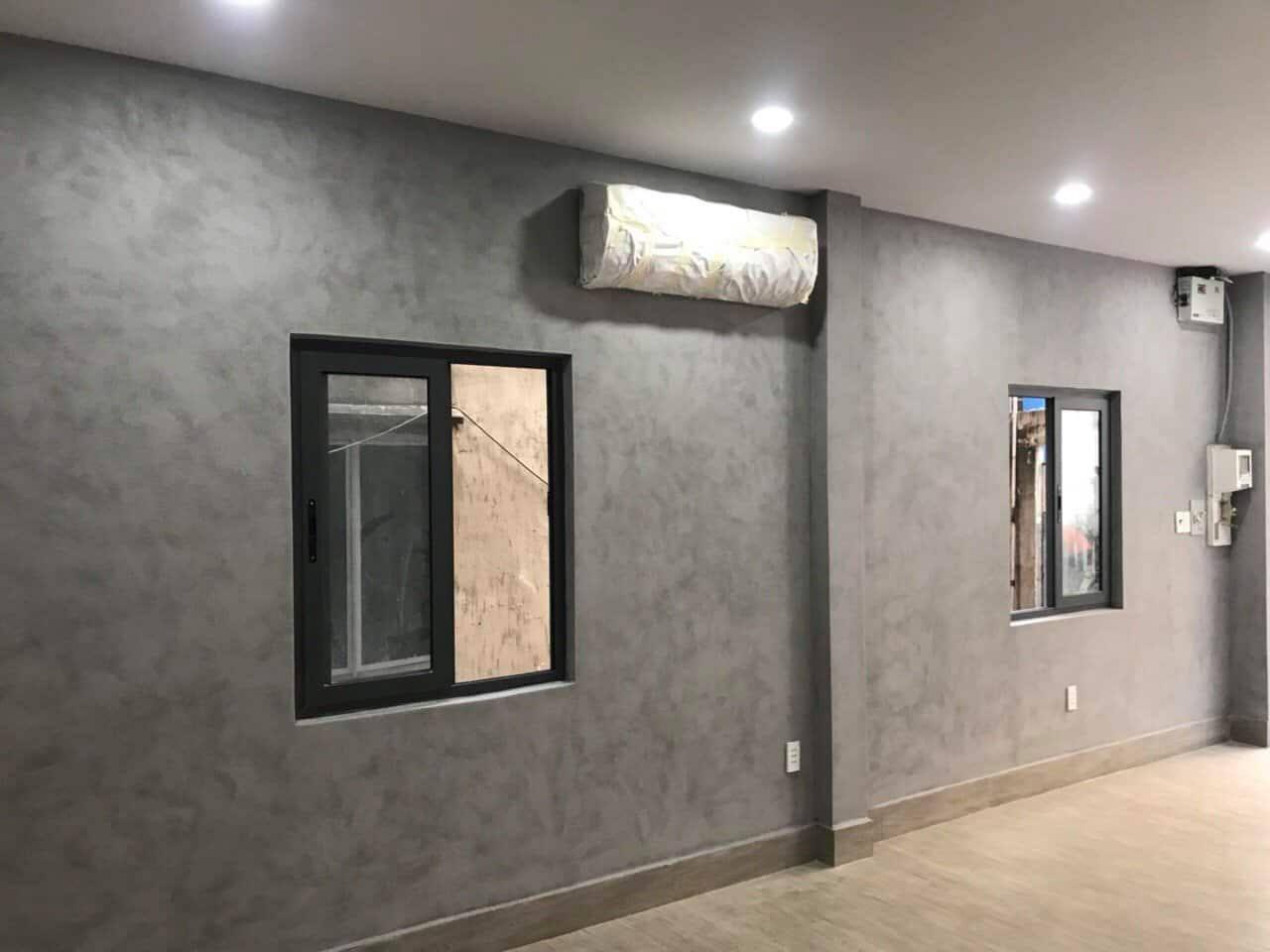 sơn tường giả bê tông