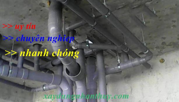 sửa ống nước chuyên nghiệp