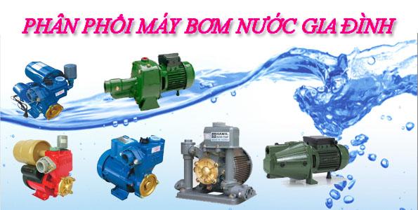 sửa chữa máy bơm nước giá rẻ tại nhà tphcm