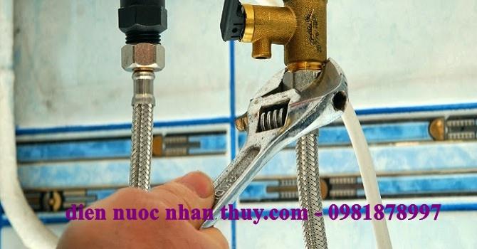thợ sửa ống nước giá rẻ tại quận 10