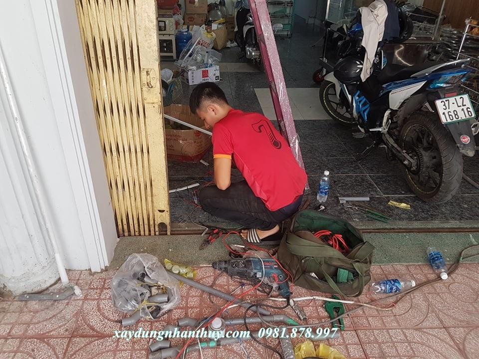 thợ sửa  điện nước tại quận 8