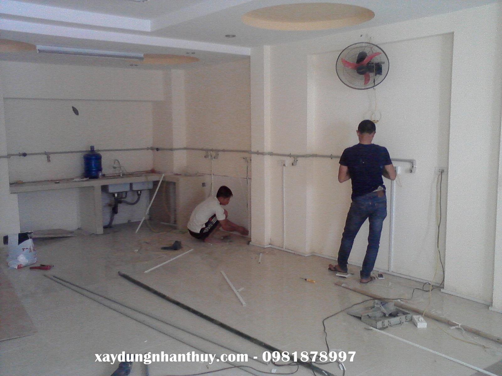 sửa ống nước tại quận 3