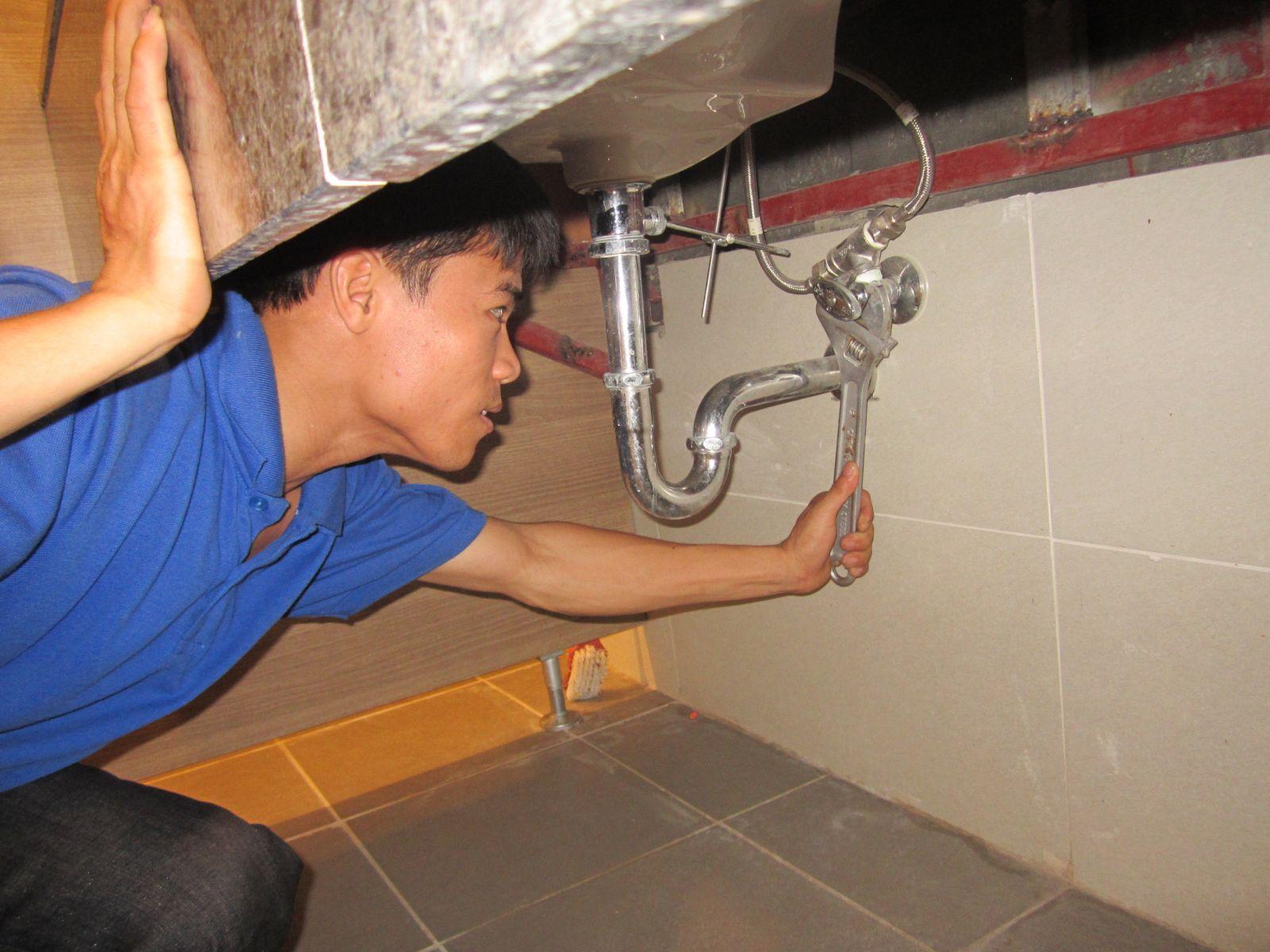 sửa điện nước tại quận 5