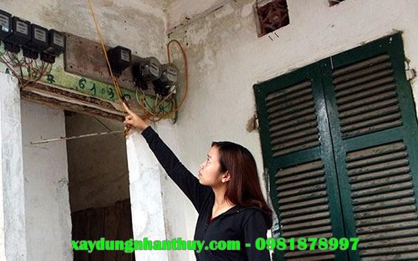 dịch vụ sửa điện nước tại quận 7