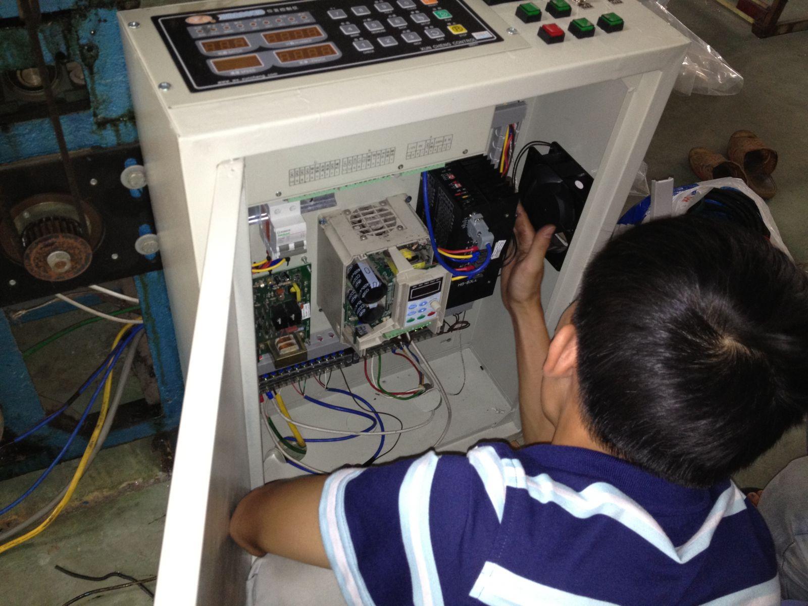 sửa điện nước quận 1