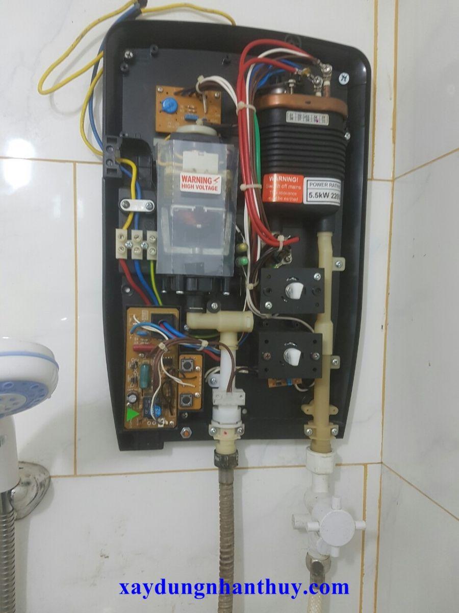 sửa điện nước tại quận 10