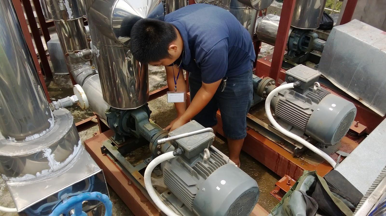 thợ điện nước quận 5