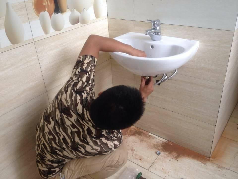 sửa lavabo tại nhà tphcm