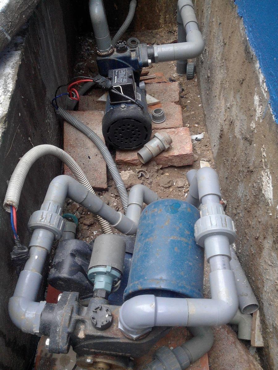 sửa chữa máy bơm nước tại quận 3