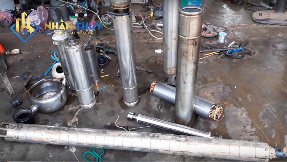 sửa máy bơm nước hỏa  tiển quận 1