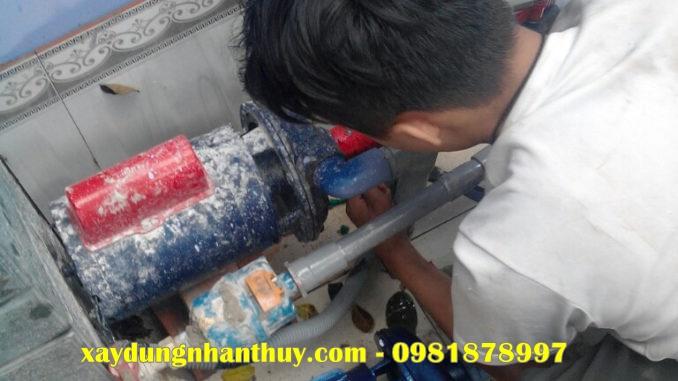 dịch vụ sửa máy bơm tại quận 8
