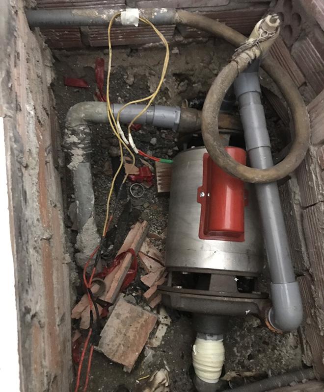 dịch vụ sửa máy bơm tphcm