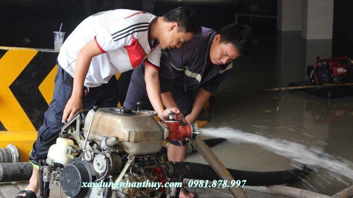 thự sửa máy bơm nước quận 7