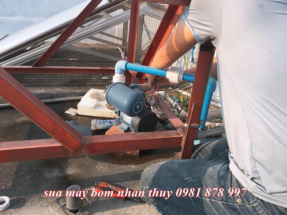 dịch vụ sửa máy bơm tại quận gò vấp