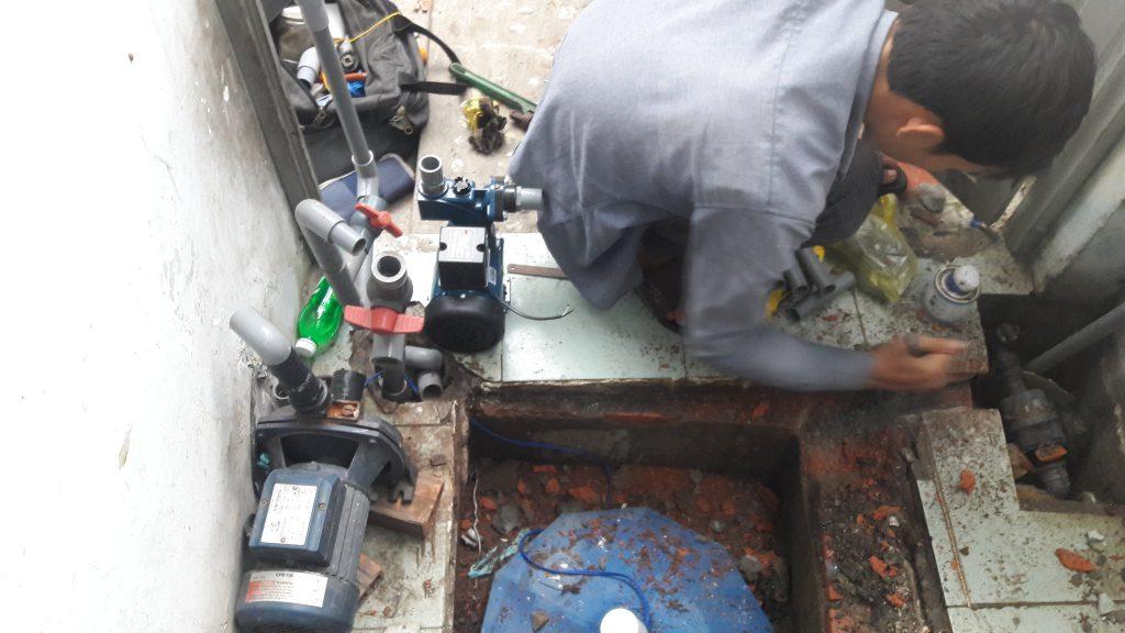 sửa máy bom nước tphcm